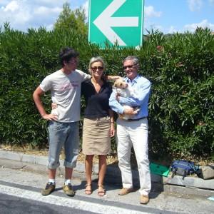 Autostop Itálie 0408