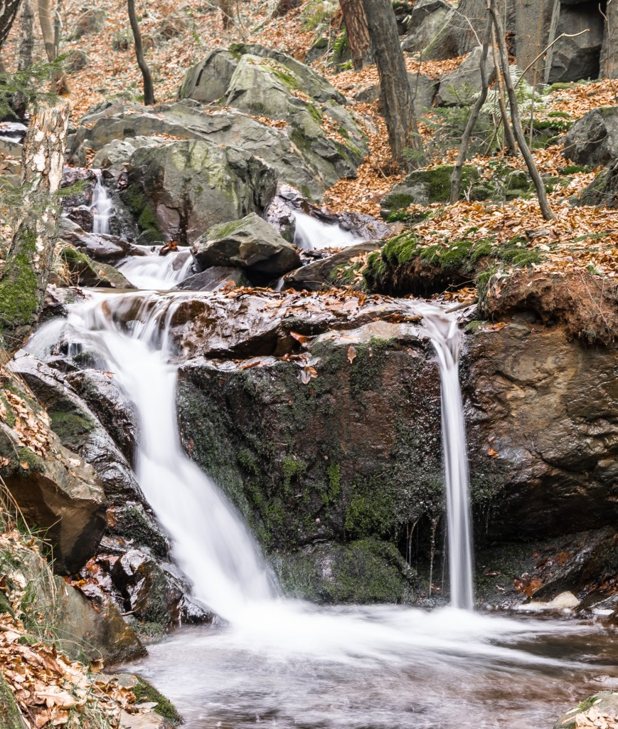 Vodopády Dírka, Darová u Plzně