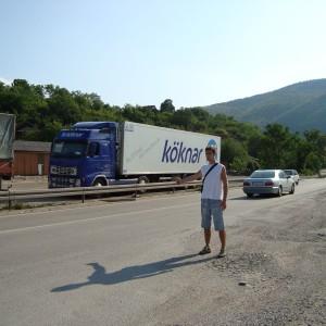 Stopem Srbsko Bulharsko 3SB0028