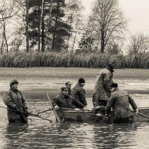 Výlov rybníka Drahotín 0003