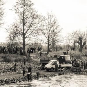 Výlov rybníka Drahotín 0038