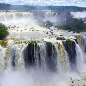 Iguaçu falls 2017