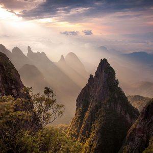 Parque Nacional da Serra dos Orgãos 2017